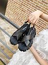 Жіночі сандалі Sandals Prada, фото 9