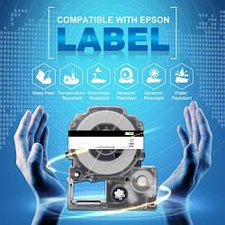 Лента для принтера этикеток Epson LabelWorks