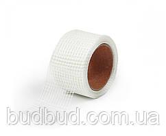 Лента серпянка армирующая для стыков на клеящей основе 45мм /10м (100-146) POLAX
