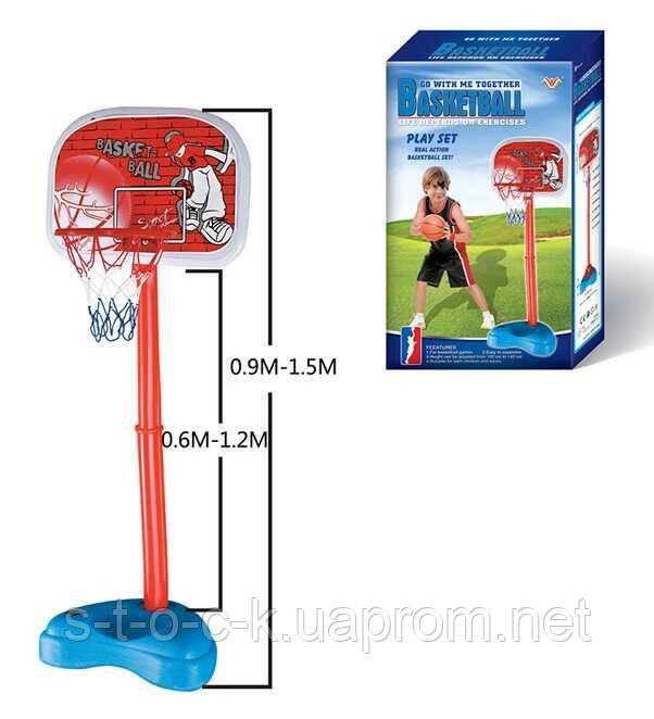 Баскетбол 777-433 (6/3) в коробці