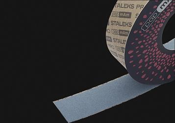 Запасной блок файл-ленты papмAм EXCLUSIVE для пластиковой катушки STALEKS PRO 180 грит