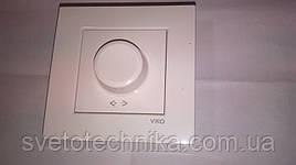 Выключатель с регулировкой мощности диммер 800WOvivo Grano (белый)
