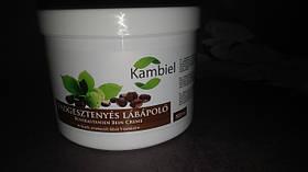Крем KAMBIEL екстракт кінського каштану, заспокійливий для ніг\вен. 500 мл.