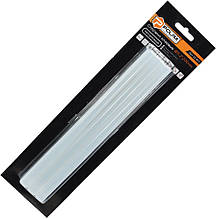 Стержні клейові Polax прозорі 11,2 х 200 мм 6 шт (32-007)