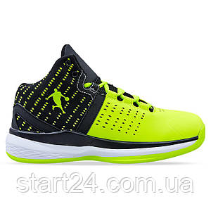 Кроссовки баскетбольные Jordan 0707-1 размер 41-45 черный