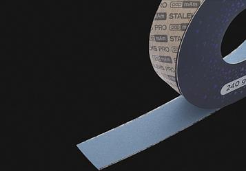 Запасной блок файл-ленты papмAм EXCLUSIVE для пластиковой катушки STALEKS PRO 240 грит