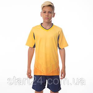 Футбольна форма підліткова SP Sport Rhomb 11B (PL, р-р (24-30) 120-150см, кольори в асортименті)