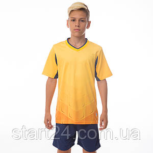 Футбольная форма подростковая SP-Sport Rhomb 11B (PL, р-р (24-30) 120-150см, цвета в ассортименте)