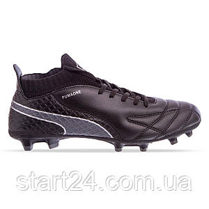 Бутсы футбольная обувь с носком PM 123-1 размер 40-45 черный