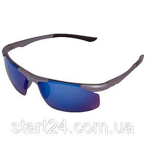 Очки спортивные солнцезащитные 1297 (пластик, акрил, цвета в ассортименте)