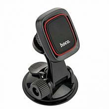 Автодержатель для телефона магнитный Hoco CA28 Черный 20053100267, КОД: 1821808