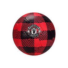 "М'яч футбольний ""Manchester United"" Пакистан №5, PU, 420 грам FP027"