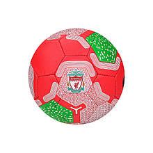 """М'яч футбольний """"Liverpool"""" Пакистан №5, PU, 420 грам FP021"""