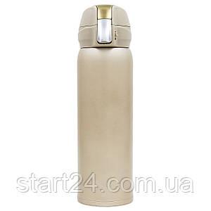 Бутылка-термос для воды SP-Planeta 500 мл 304 (сталь, цвета в ассортименте)