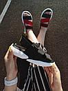 Жіночі сандалі OFF White Sandal Black, фото 3