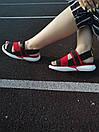 Жіночі сандалі OFF White Sandal Black, фото 4