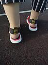 Женские сандалиии OFF White Sandal Black, фото 5