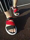 Жіночі сандалі OFF White Sandal Black, фото 6
