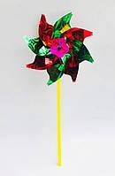 Вітрячок голограма Квітка