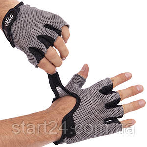 Перчатки для фитнеca VELO VL-3232 размер S-XL черный