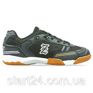 Обувь для футзала мужская Zelart OB-90202-BK размер 40-45 черный
