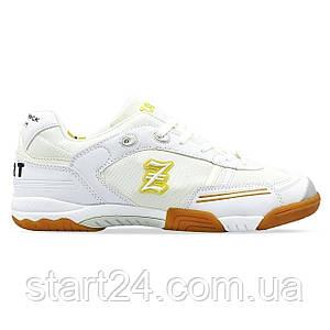 Обувь для футзала мужская Zelart OB-90202-WT размер 40-45 белый