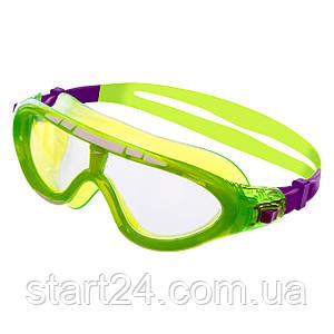 Очки-полумаска для плавания детские SPEEDO BIOFUSE RIFT JUNIOR 8012138434 (поликарбонат, термопластичная