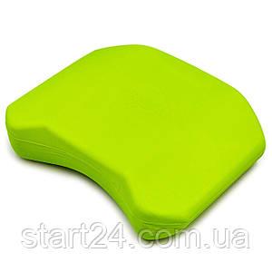 Колобашка для плавания SPEEDO PULLKICK 801790C951 (EVA, р-р 20x26x6см, лимонный)