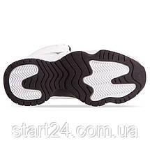 Кроссовки баскетбольные детские Jordan 1802-2 размер 31-35 BLACK/WHITE черный-белый, фото 2