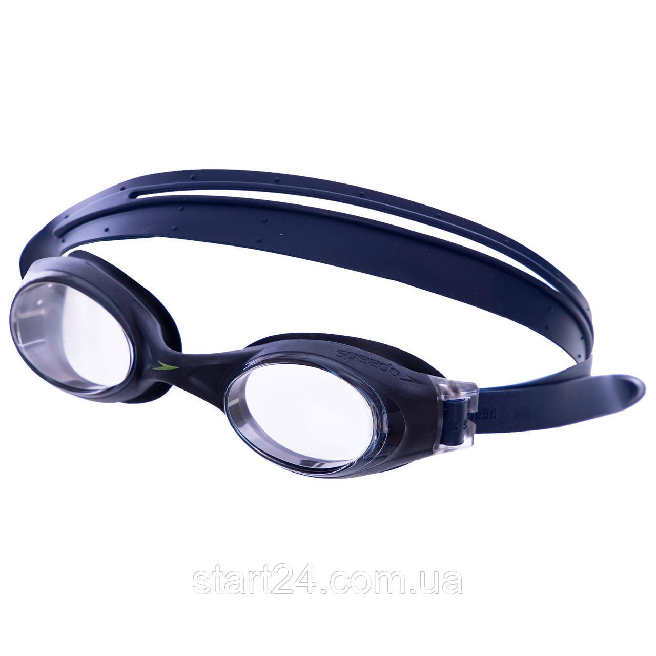 Окуляри для плавання SPEEDO RAPIDE 8028387239 (полікарбонат, термопластична резина, силікон, кольори в