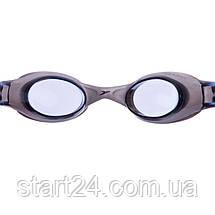 Окуляри для плавання SPEEDO RAPIDE 8028387239 (полікарбонат, термопластична резина, силікон, кольори в, фото 3