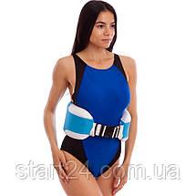 Пояс для аквааэробики SPEEDO 8069340309 (EVA, нейлон, синий), фото 2