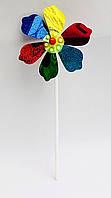 Вітрячок Квітка голограма