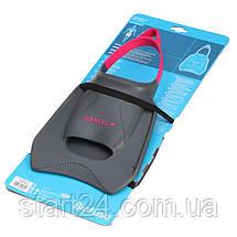 Ласти тренувальні з відкритою п'ятою SPEEDO BIOFUSE FITNESS 8087669068 (силікон, розмір S-XL, UK-2-13,, фото 3