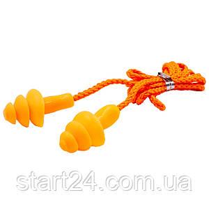 Беруші для плавання PL-3003 (силікон, кольори в асортименті)