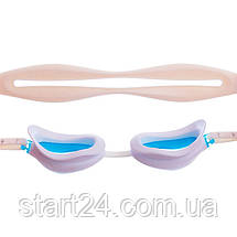 Окуляри для плавання SPEEDO AQUAPURE FEMALE 8090044284 (полікарбонат, термопластична резина, силікон,, фото 3