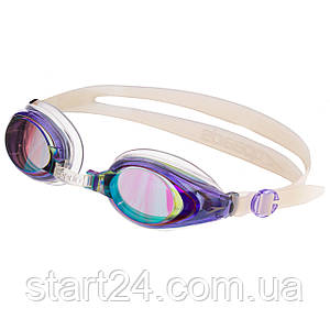 Очки для плавания SPEEDO MARINER MIRROR 8093003540 (поликарбонат, термопластичная резина, силикон,
