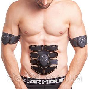 Міостимулятор для тренування всіх груп м'язів SMART FITNESS EMS Fit Boot Tonin ZD-0322 (силікон, ABS-пластик,