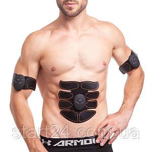 Міостимулятор для тренування всіх груп м'язів SMART FITNESS EMS Fit Boot Tonin ZD-0325 (силікон, ABS-пластик,