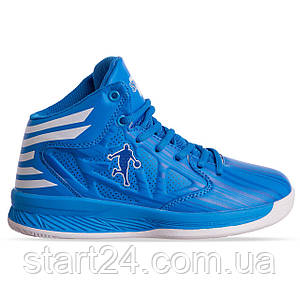 Кроссовки баскетбольные Jordan 8603W-1 размер 36-40 синий-белый
