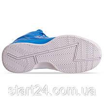 Кросівки баскетбольні Jordan 8603W-1 розмір 36-40 синій-білий, фото 2