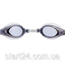 Окуляри для плавання SPEEDO MARINER 8706013081 (полікарбонат, термопластична резина, силікон,, фото 3