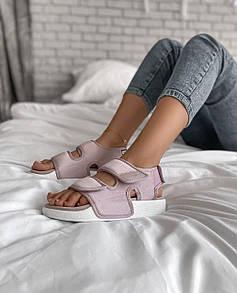 Женские сандалии Adidas Sandal Purple