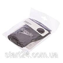 Шапочка для плавання SPEEDO PLAIN MOULDED 8709849097 (силікон, чорний), фото 3