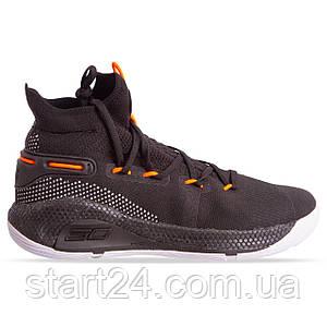 Кроссовки баскетбольные UAR 902G-1 размер 41-45 BLACK/WHITE/ORANGE черный