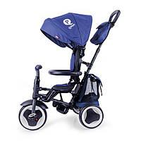 Складаний триколісний дитячий велосипед Qplay RITO+ EVA