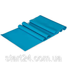 Лента эластичная для фитнеса и йоги CUBE (р-р 1,5мx15смx0,35мм) FRB-001-1_5 (латекс, цвета в ассортименте), фото 3