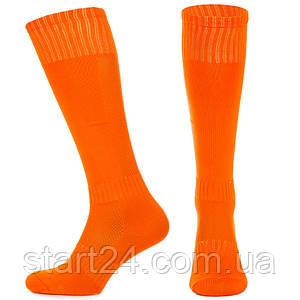 Гетры футбольные мужские PRO ACTION PRO-600 (хлопок, нейлон, размер 40-45, цвета в ассортименте)
