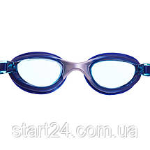 Очки для плавания GA1143 (поликарбонат, силикон, цвета в ассортименте), фото 3