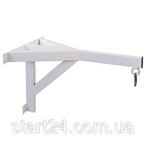Крепление настенное с крюком для боксерского мешка UR R-3894(КБН) (мет,р-р 63x45x40см,макс.вес120кг)